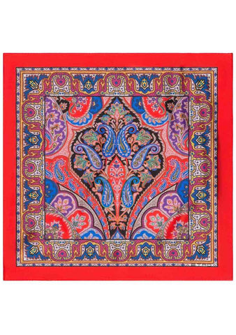 Etro Eastern-inspired Pocket Scarf