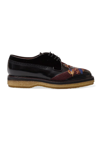 Etro Embroidered Shoes