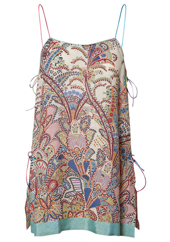 Etro Paisley Open-side Top shop online at lot29.dk