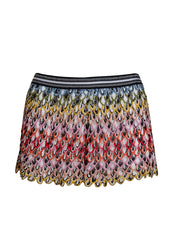 Missoni Mare Scalloped Shorts