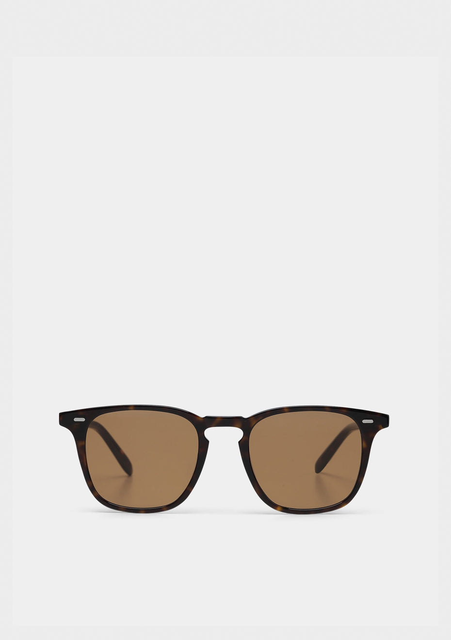 Faber Classic Brown Sunglasses