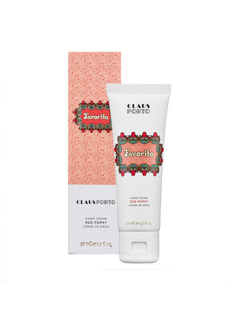 Claus Porto Favorito Hand Cream