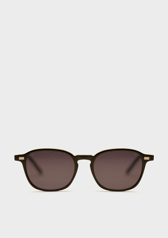 Folk & Frame Finsen Black Sunglasses