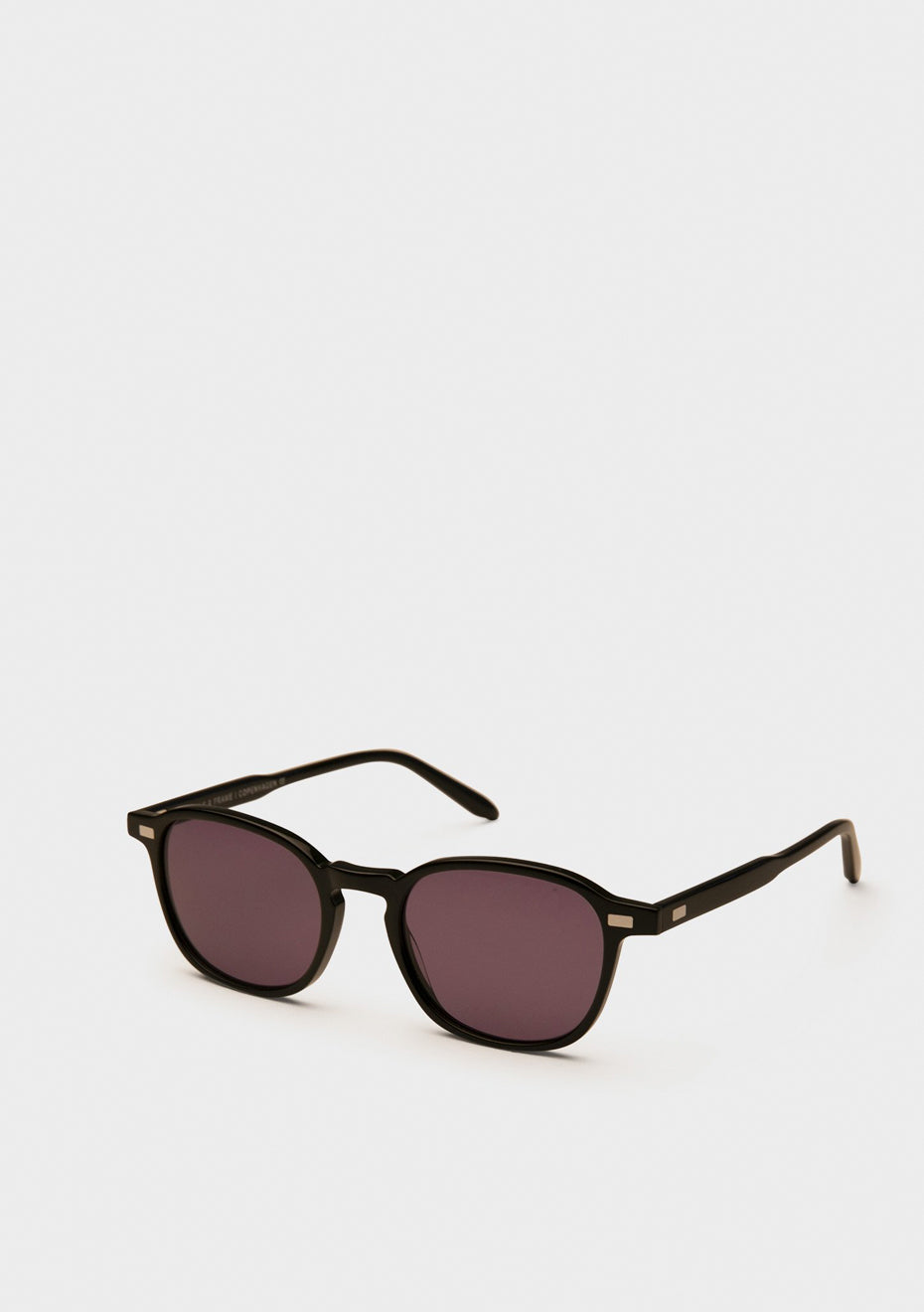 Finsen Black Sunglasses
