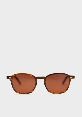 Folk & Frame Finsen Walnut Sunglasses