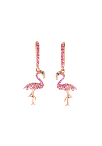 Ileana Makri Flamingo Hoops