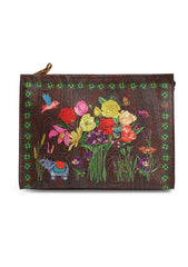 Etro Floral Printed Clutch