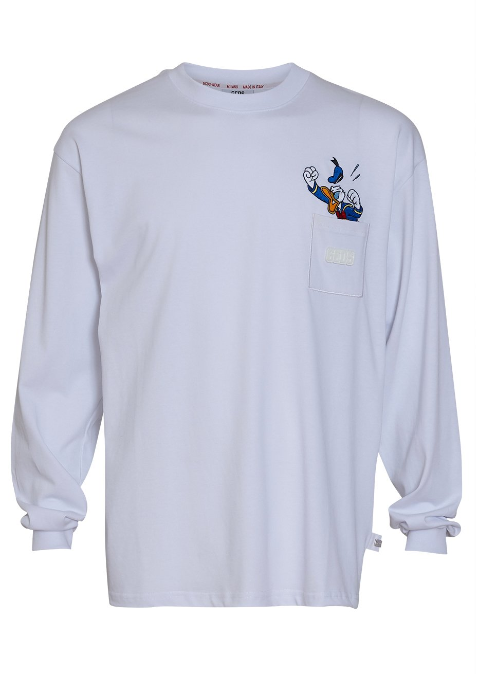 Donald Long Sleeve T-Shirt