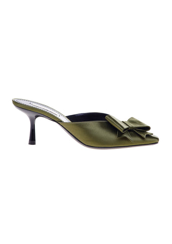 Fabrizio Viti Gabor Pointed Toe Mini Mule