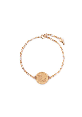 Unspoiled Jewels Denmark Figaro Bracelet Women