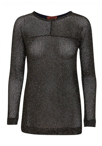 Missoni Women Gold Sweater