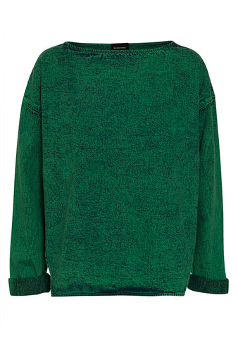 Rachel Comey Green Barter Top