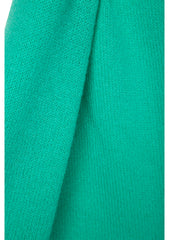 80's Green Cashmere Scarf