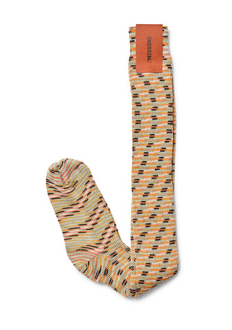 Missoni Women Green Long Socks