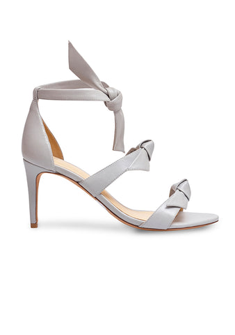 Alexandre Birman Clarita Fog Leather Sandals