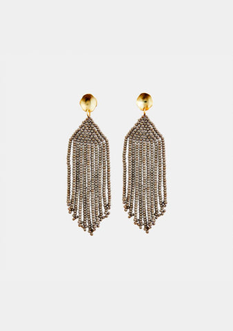 MAREgold Grey Oaxaca Earring shop at lot29.dk