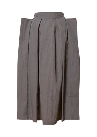 Birrot Grey Onuel Skirt shop online at lot29.dk
