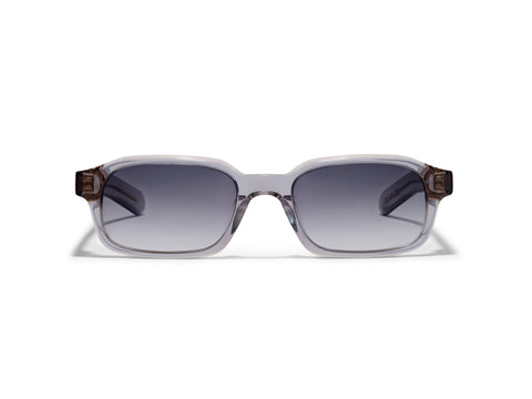 Hanky Crystal Grey Sunglasses