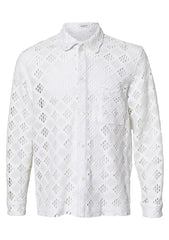 Babett Harlequin Long Sleeve Shirt shop at lot29.dk