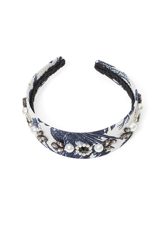 Erdem Beaded Frida Headband shop online lot29.dk
