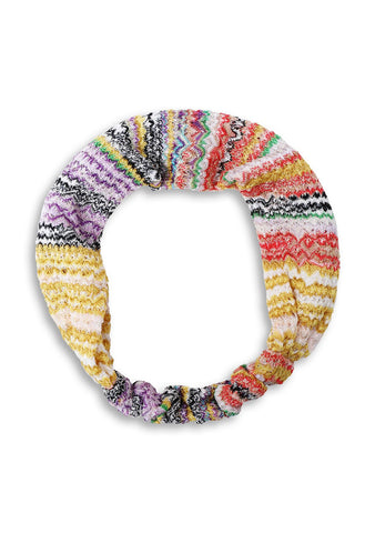 Missoni Mare Multicolored Headband