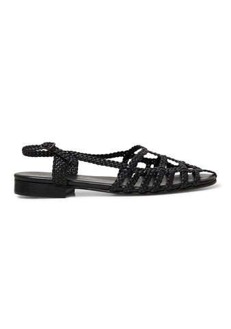 Hereu Calada Black Sandals