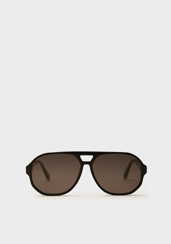 Folk & Frame Hvass Black Sunglasses