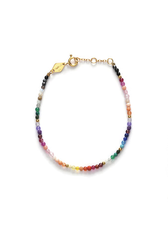 Anni Lu Iris Light Gold Bracelet