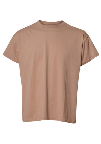 Jeanerica Marcel 180 Pink Beige Mens Tee shop online at lot29.dk