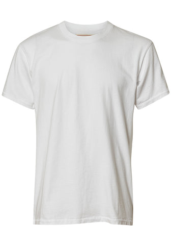 Jeanerica 120 White Slim Men's Tee shop online at lot29.dk