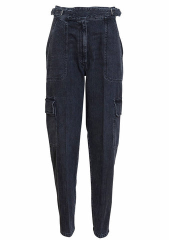 Rachel Comey Roam Pants in Wahed Black Denim