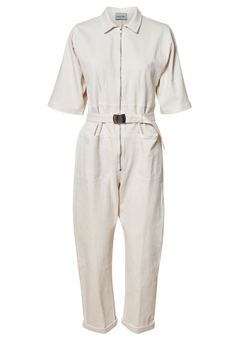 Rachel Comey Drill Denim Jumpsuit shop online at lot29.dk