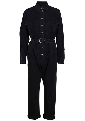 Rachel Comey Supply Denim Jumpsuit