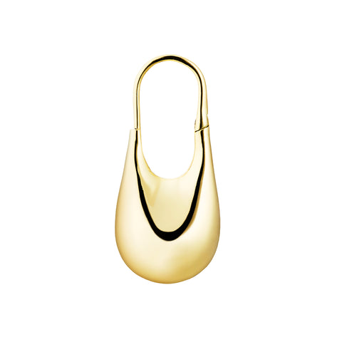 Small Doric Earring Gold