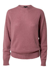 Dusty Rose Cashmere Sweater