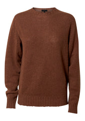 Hazelnut Cashmere Sweater