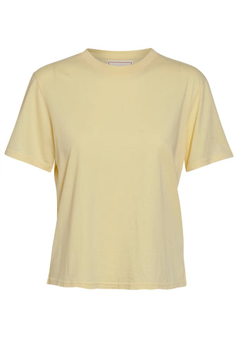 Luz 120 Daylight Yellow Womens Tee