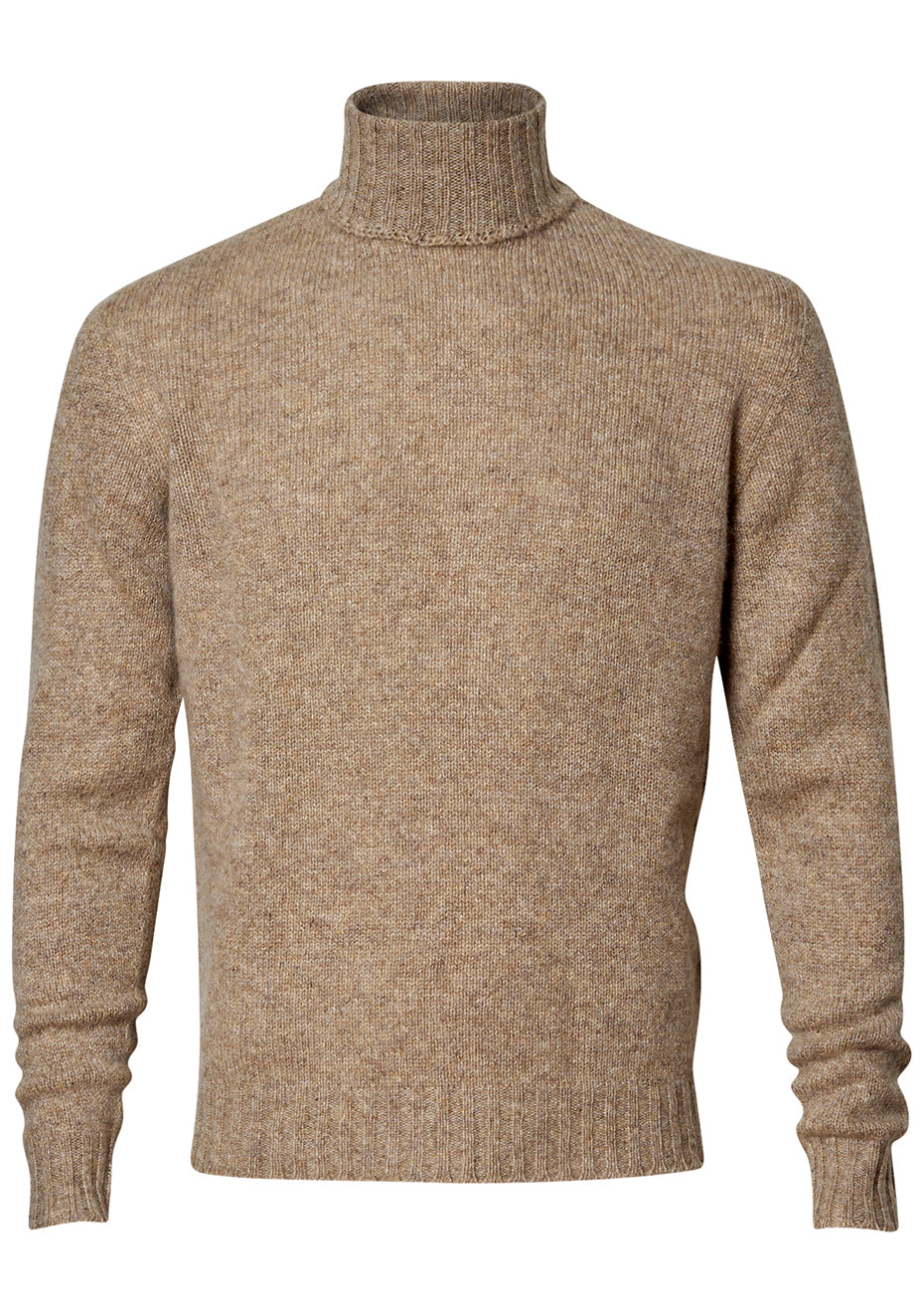 Light Brown Cashmere Sweater