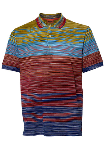 Multicolor Polo Shirt
