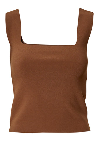 Bockha Brown Top