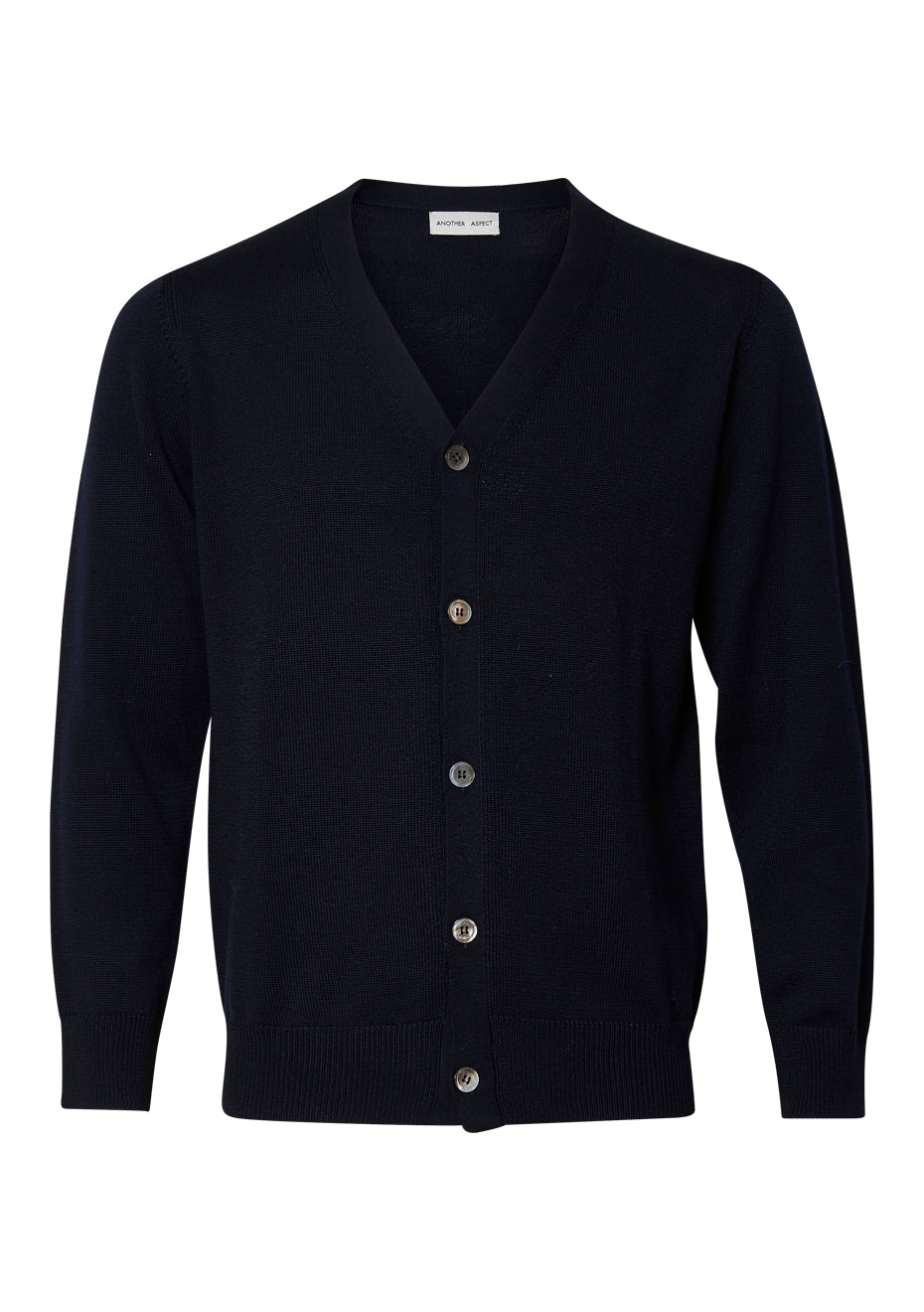 Another Navy Knitted Cardigan