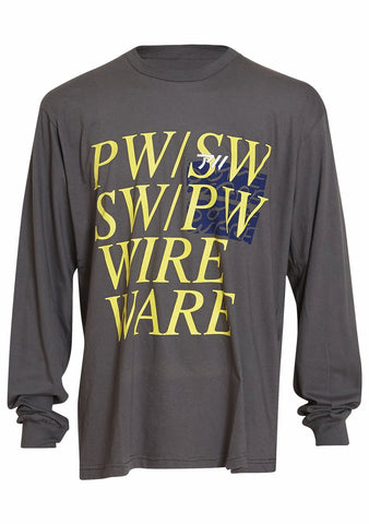 SW x PHIRE WIRE Long Sleeve Tee