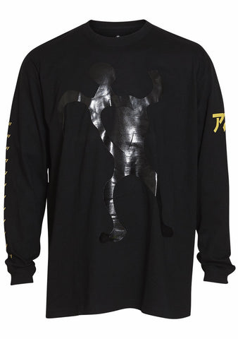 Phire Wire Cold Blooded Shadow Long Sleeve Tee