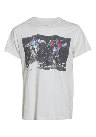 Sol Angeles Skiing Print Tee