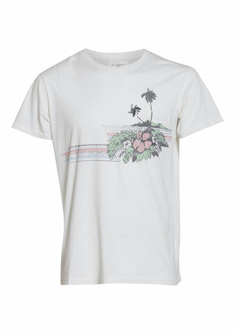 Sol Angeles Two Palms Pocket Tee