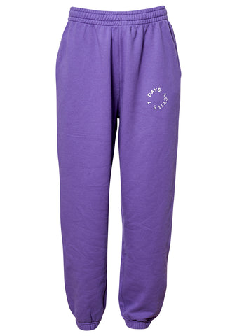 Purple Monday Pants