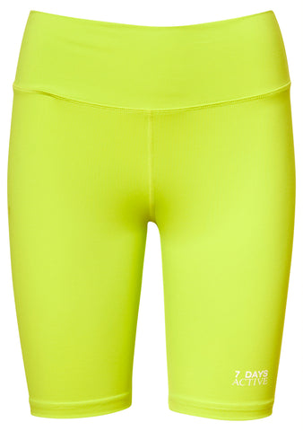 Lime Bike Shorts