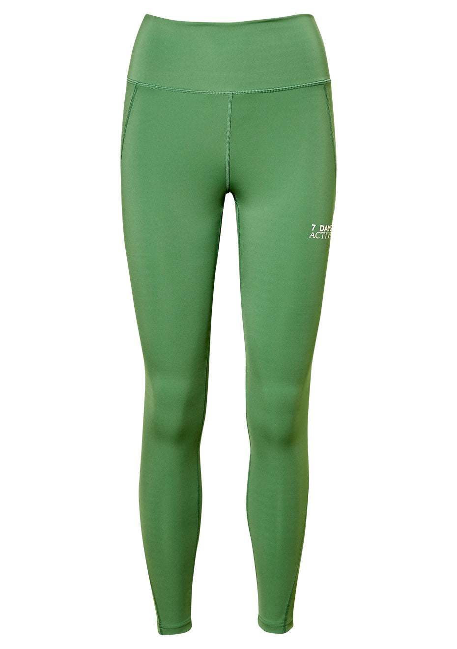 Green TKO Recycled Tights