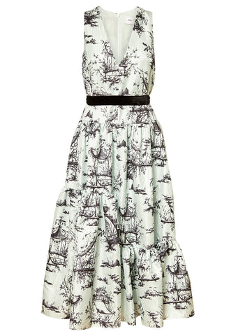 Mimosa Ernest Dream Midi Dress