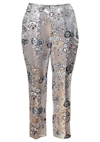 Warner Slim Floral Pants